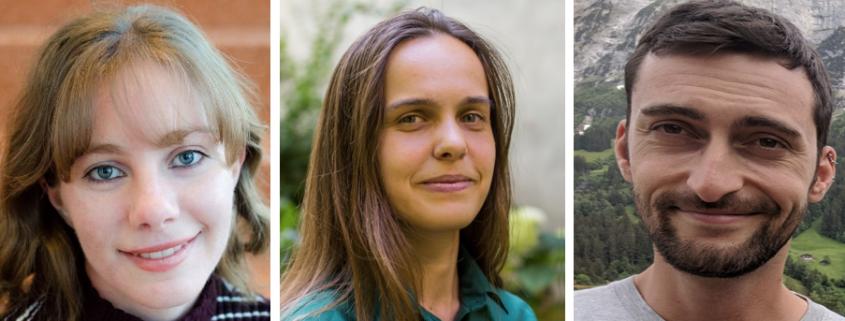 Amanda Decker, Aveline Filliol, Ermanno Malagola