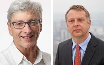 Markus Grompe and Dan Littman